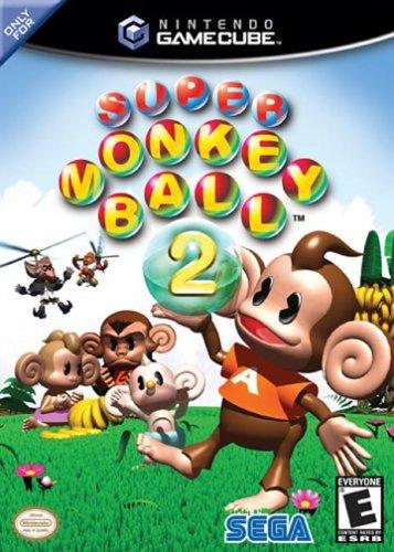 Super Monkey Ball 2 GameCube artwork