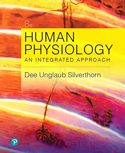 Cover art for Human Physiology: An Integrated Approach, 8th Edition