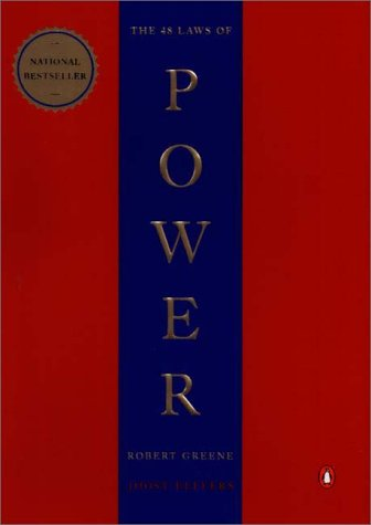 48 Laws of Power   2000 9780140280197 Front Cover
