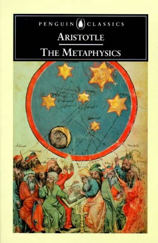 Metaphysics   1998 edition cover
