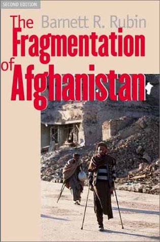 Fragmentation of Afghanistan  2nd 2002 edition cover
