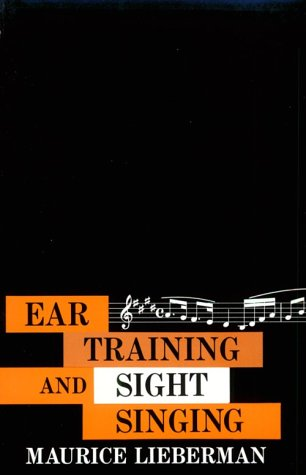 Ear Training and Sight Singing  N/A edition cover