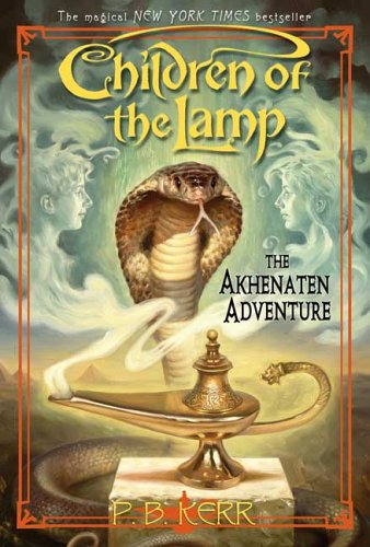 Akhenaten Adventure   2004 edition cover
