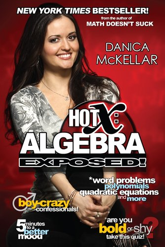 Hot X - Algebra Exposed!  N/A edition cover
