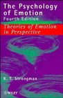 Psychology of Emotion Theories of Emotion in Perspective 4th 1996 9780471966197 Front Cover