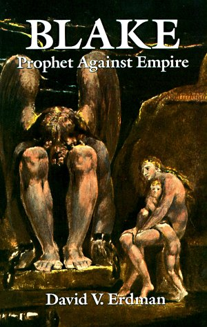 Blake Prophet Against Empire 3rd 1991 edition cover