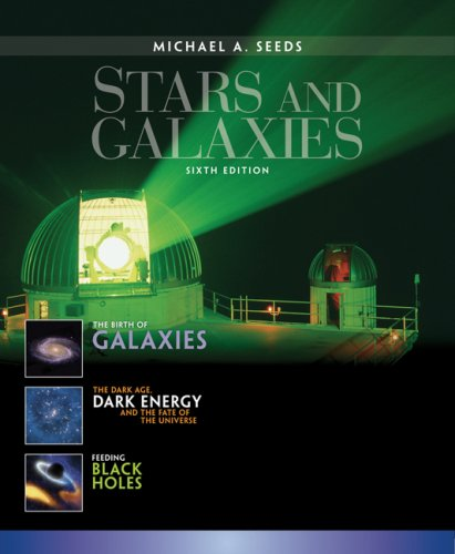 Stars and Galaxies  6th 2008 (Revised) edition cover