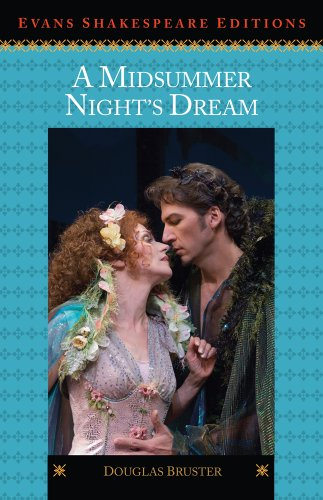 Midsummer Night's Dream : Evans Shakespeare Editions   2012 9780495911197 Front Cover