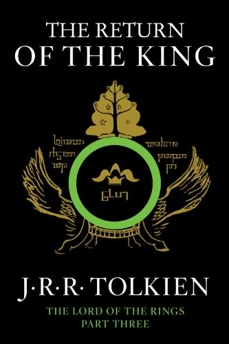Return of the King Being TheThird Part of the Lord of the Rings  2012 9780547928197 Front Cover