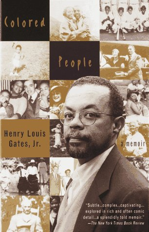 Colored People A Memoir  1995 edition cover