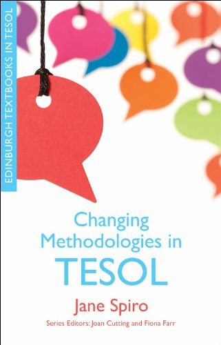 Changing Methodologies in TESOL   2013 9780748646197 Front Cover
