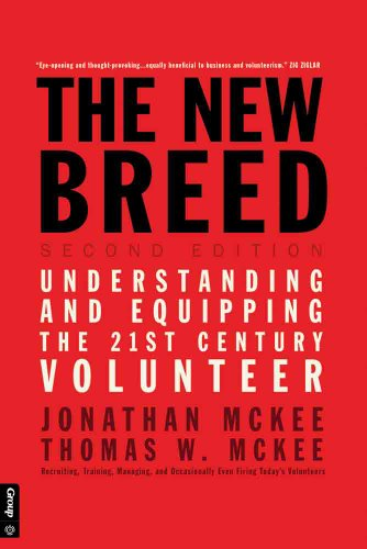 New Breed Understanding and Equipping the 21st Century Volunteer 2nd 2012 edition cover