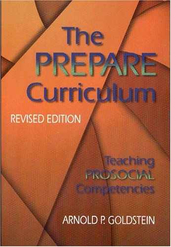 Prepare Curriculum Teaching Prosocial Competencies 2nd 1999 (Revised) edition cover