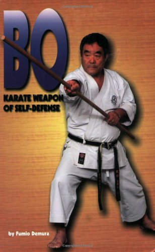 Bo Karate Weapon of Self-Defense N/A edition cover
