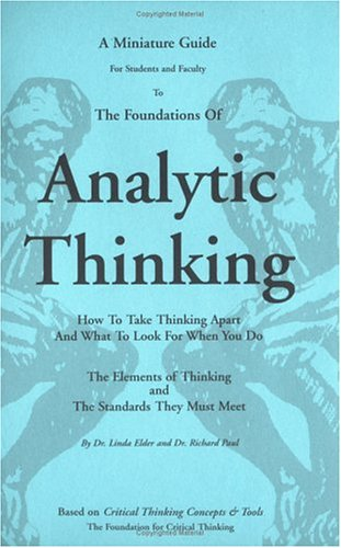 Analytic Thinking  N/A edition cover