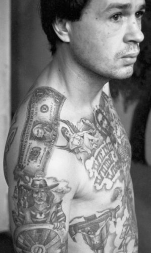 Russian Criminal Tattoo Encyclopaedia   2008 edition cover