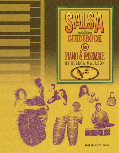 Salsa Guidebook for Piano and Ensemble 1st 1993 edition cover