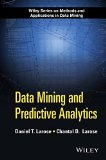 Data Mining and Predictive Analytics  2nd 2015 edition cover