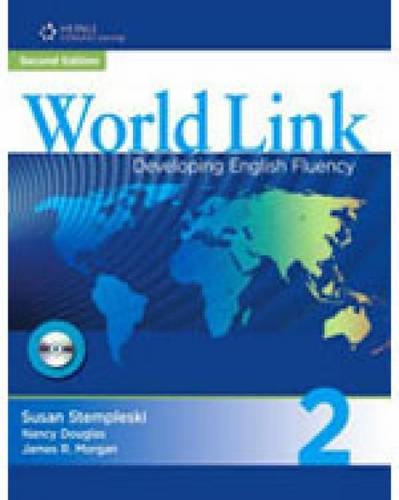 World Link - Developing English Fluency  2nd 2011 edition cover
