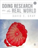 Doing Research in the Real World  3rd 2014 edition cover