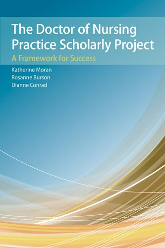Doctor of Nursing Practice Scholarly Project   2014 edition cover