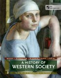 A History of Western Society: From the Age of Exploration to the Present  2013 edition cover