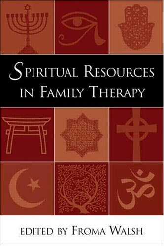 Spiritual Resources in Family Therapy   1999 edition cover