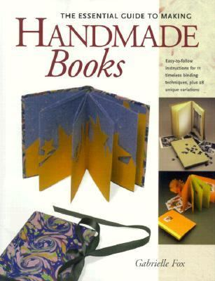 Essential Guide to Making Handmade Books   2000 edition cover