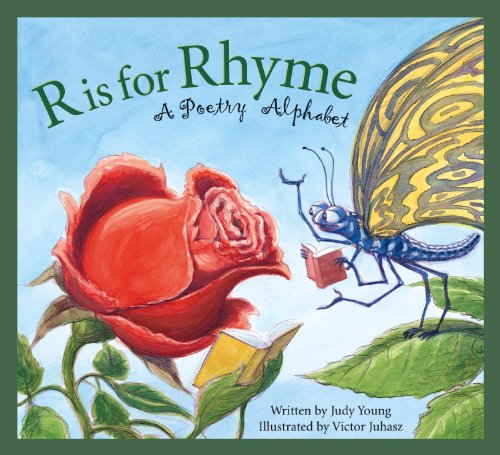 R Is for Rhyme A Poetry Alphabet  2010 edition cover