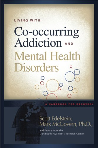 Living with Co-Occurring Addiction and Mental Health Disorders A Handbook for Recovery  2009 edition cover