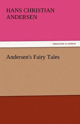 Andersen's Fairy Tales  N/A 9783842440197 Front Cover