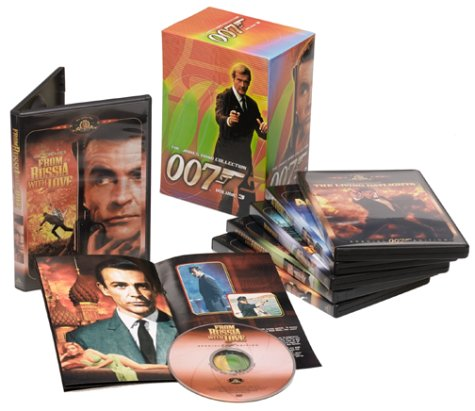 The James Bond Collection, Volume 3 System.Collections.Generic.List`1[System.String] artwork