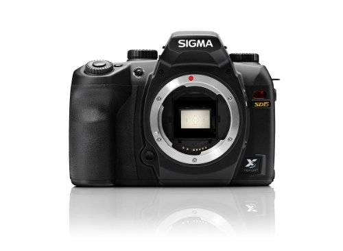 Sigma SD15 14MP X3 FOVEON CMOS Digital SLR with 3.0 inch LCD product image