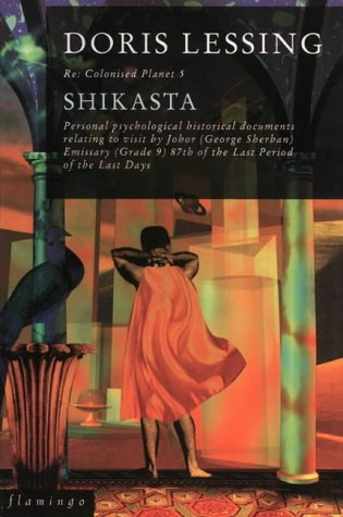 Shikasta (Canopus in Argos: Archives) N/A 9780006547198 Front Cover