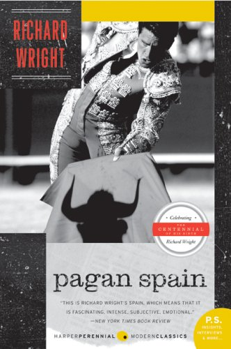 Pagan Spain  N/A 9780061450198 Front Cover