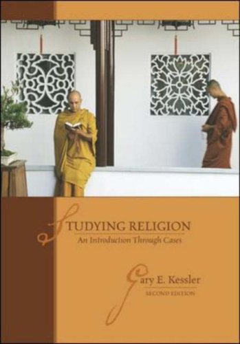Studying Religion An Introduction Through Cases 2nd 2006 (Revised) edition cover