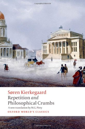Repetition and Philosophical Crumbs   2009 edition cover