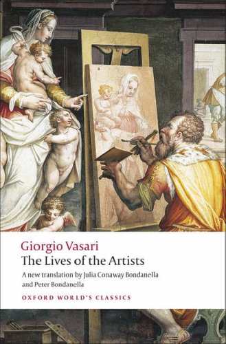 Lives of the Artists   2008 edition cover