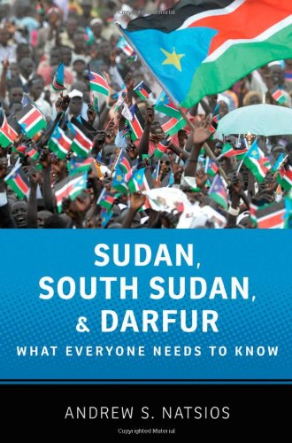 Sudan, South Sudan, and Darfur   2012 edition cover