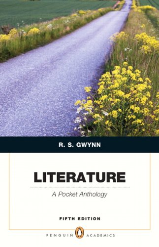 Literature A Pocket Anthology 5th 2012 edition cover