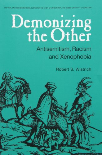 Demonizing the Other Antisemitism, Racism and Xenophobia  1999 edition cover