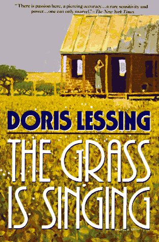 Grass Is Singing  N/A edition cover
