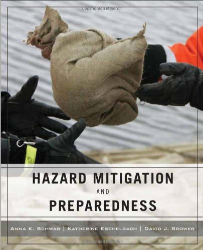 Hazard Mitigation and Preparedness   2007 edition cover