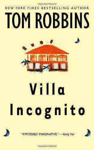 Villa Incognito   2003 edition cover