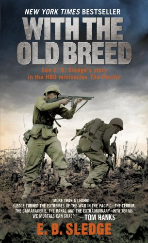 With the Old Breed At Peleliu and Okinawa N/A edition cover