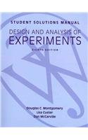 Design and Analysis of Experiments  8th 2012 edition cover