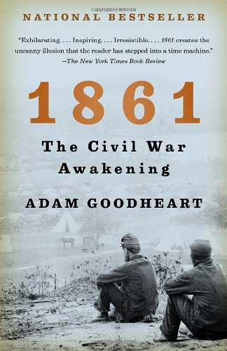 1861 The Civil War Awakening N/A edition cover