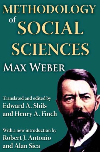 Methodology of Social Sciences   2010 edition cover