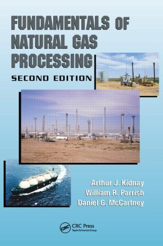 Fundamentals of Natural Gas Processing  2nd 2011 (Revised) edition cover
