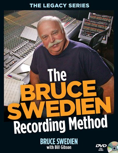 Bruce Swedien Recording Method   2013 edition cover